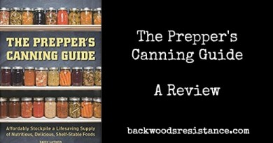 The Pepper's Canning Guide.