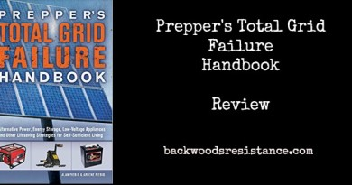 Prepper's Total Grid Failure Handbook ~ Review