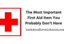 The Most Important First Aid Item You Probably Don't Have