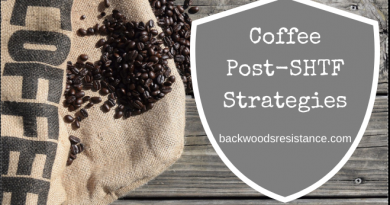 Coffee Post-SHTF Strategies