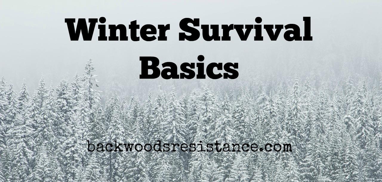 Winter Survival Basics